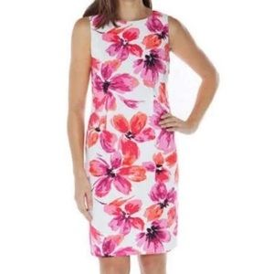 Mario Serrani Sleeveless A-line Dress